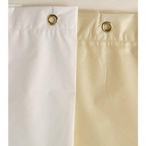 Cortinas De Baño Once:Protector de cortina de Baño Royal Crest Calidad: 90 Micrones