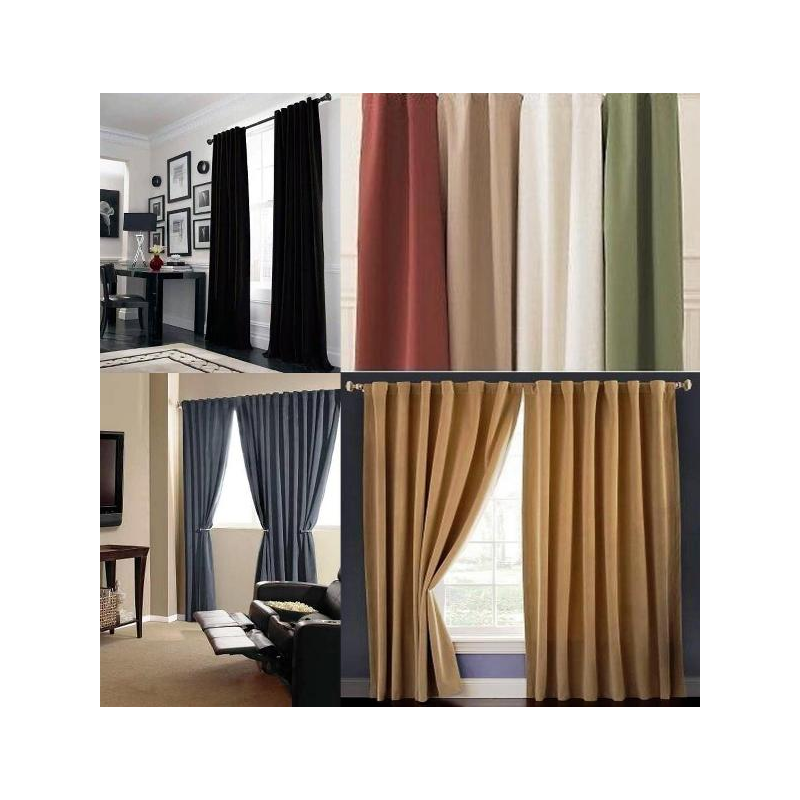 Cortinas De Baño Black Out:Cortinas > Cortinas de Ambiente > Cortina Lola Prada Black Out de