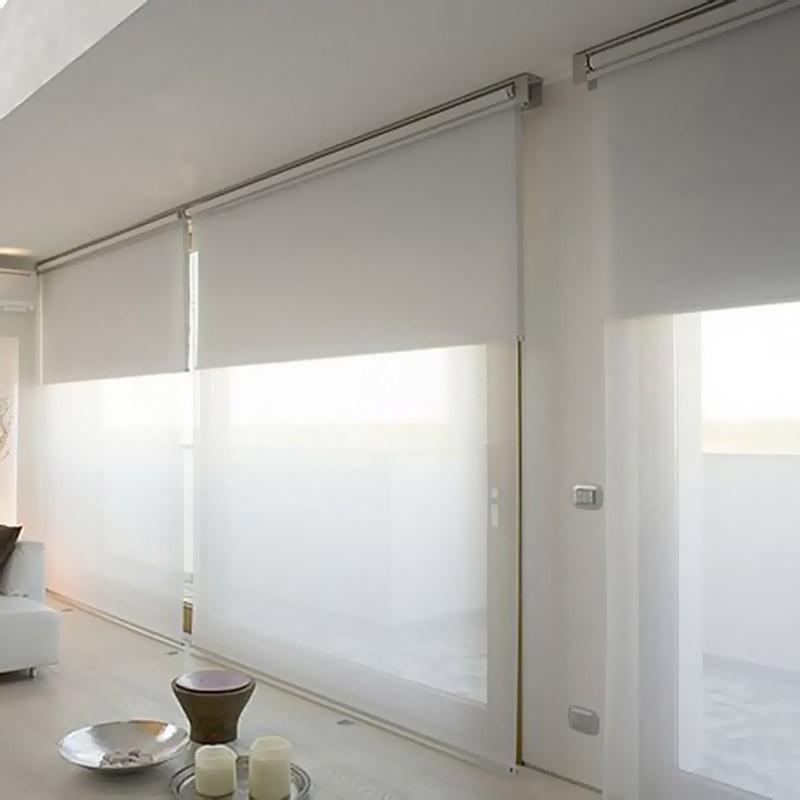 Cortinas de ba o black out for Modelos de cortinas de bano en tela