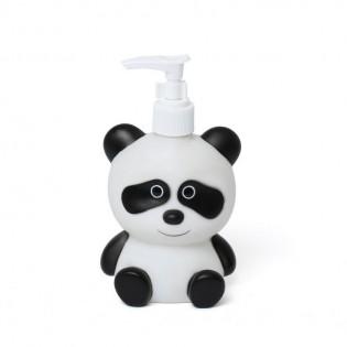 Dispenser de Jabón Líquido Dulav Infantil Oso de Plastico.