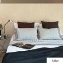 Juego de Sabanas Arco Iris para Queen Size con 2 Fundas de Almohada, de 200 Hilos en Algodón y Poliester.