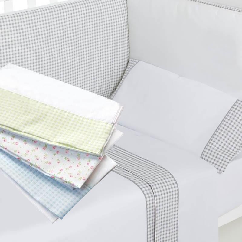 Juego de sabanas gae infantil para cuna funcional con 1 funda de almohada de 144 hilos en - Sabanas de bebe para cuna ...