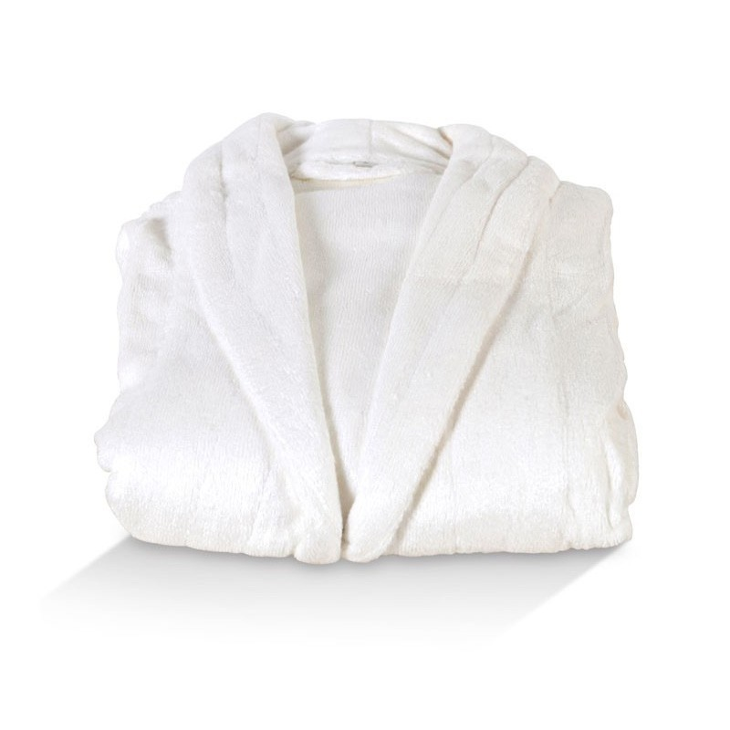 Bata de toalla royal crest lisa en 100 algod n - Toallas de algodon ...